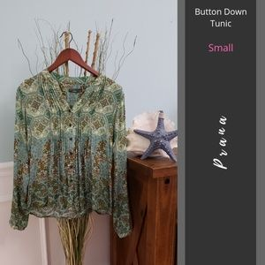 Prana | Button Down Tunic